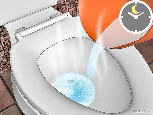 Những lưu ý thông bồn cầu bằng nước rửa bát , nước rửa chén